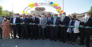 Eyyübiye'de 3 projenin toplu açılış yapıldı