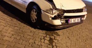 Şanlıurfaquot;da trafik kazası
