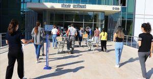 Şanlıurfa'da KPSS heyecanı