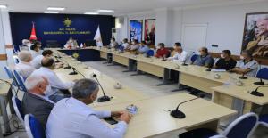 Urfa'da 30 Mahalle Muhtarı 2 Sorun İçin AK Parti'ye Çıkarma Yaptı