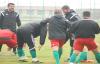 Adana maçına tam gaz