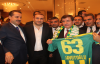 Başbakan Davutoğlu'ndan destek sözü