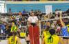 Bayan Voleybol takımı Numune DSİ spor'a 3-2 mağlup oldu