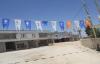 Bayraklar köylere kadar indi