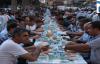 Büyükşehir'in ilçe iftarları devam ediyor