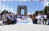 Dereceye giren öğrenci Çanakkale gezisinde