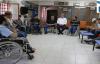 Engelli ihtiyaç sahiplerine yardım yapıldı