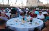 Gençlik spor il müdürlüğü Suriyelere iftar verdi