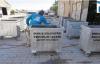 Haliliye Belediyesi 100 Konteyner Hibe Etti