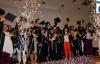 Hemşirelerin mezuniyet sevinci