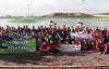 Kros yarışması Urfa'da yapıldı