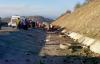 Midibüs şarampole yuvarlandı: 15 ölü