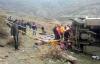 Otobüs Uçuruma Yuvarlandı, 8 Ölü, 20 Yaralı