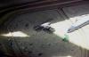 Otomobile Uçaksavar mermisi düştü