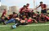 Şampiyonu Karaköprü Belediyespor Oldu