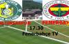 Şanlıurfaspor Fenerbahçe ile karşılaşıyor