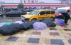 Şemsiyeler piyasaya çıktı