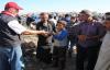 Suriyeli'lere Yardımlar Devam Ediyor.
