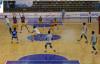 Urfa Voleybol takımı Diyarbakır'ı 3-0 yendi