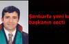Urfa yeni Baro Başkanının Seçti