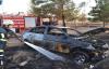 Urfa'da alev alan araç korkuttu