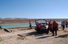 Urfa'da kamyon suya battı, 4 yaralı