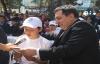 Urfa'da kitap okuma etkinliği