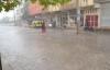 Urfa'da Sağanak Yağmur Etkili Oldu