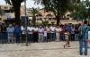 Urfa'da şehitlere gıyabi cenaze namazı