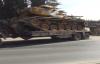 Urfa'da tank sevkiyatı