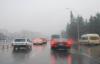 Urfa'da yağışlı hava