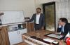 Vali Küçük, Suriye ofislerini ziyaret etti