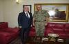 Yeni Tugay Komutanı Vali Tuna'yı Ziyaret Etti