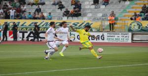 TFF 1. Liginde Maçlar Tamamlandı