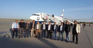 Urfa Gazeteciler Çanakkale'de
