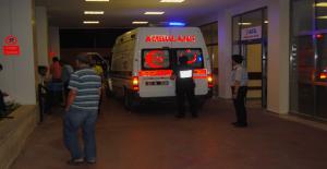 Urfa'da Otomobilin Çarptığı Baba ile Kızı Yaralandı