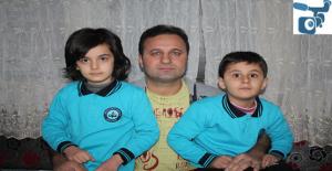 Çocukları, İki Üniversite Mezunu İşsiz Babaya İş İstiyor