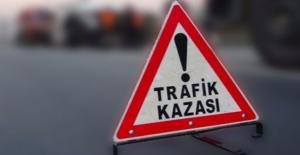 Şanlıurfa-Diyarbakır Yolunda Kaza, 2 Ölü 10 Yaralı