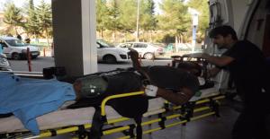 Urfa'da Ayağını Pamuk Toplama Makinesine Kaptırdı