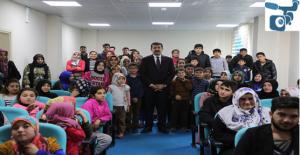 Ekinci, Gençlik Merkezindeki Öğrencilerin Dönem Sonu Etkinliğine Katıldı
