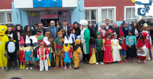 Ulucanlar'da 'Eyyübiye Okuyor' Projesinde Renkli Görüntüler