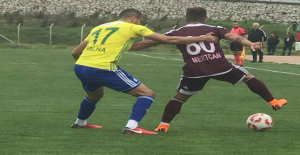 Bandırmaspor 1–0 Şanlıurfaspor