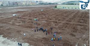 """Başkan Nihat Çiftçi, """"Türkiye'nin En Büyük Yeşil Alanını Oluşturuyoruz"""""""