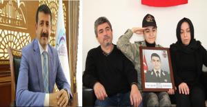 Ekinci, Şehit Ailesini Umre'ye Gönderiyor