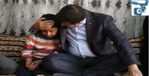 Ekinci, Soba Zehirlenmesinde Hayatını Kaybeden Ailenin Çocuklarına Sahip Çıktı