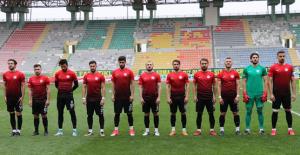 Karaköprü Belediyespor 2-1 Cizrespor