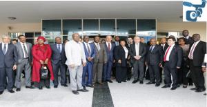Afrika Ülkelerin Büyükelçileri Vali Erin'i Ziyaret Etti