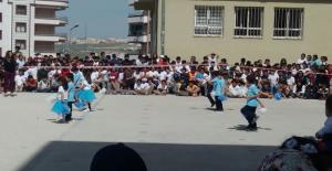 Güzelşehir Ortaokulunda  23 Nisan Coşkusu