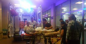 Urfa'da silahlı kavga, 4 yaralı