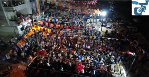 Çiftçi, Karaköprü'de Seçim Büro Açılışına Katıldı